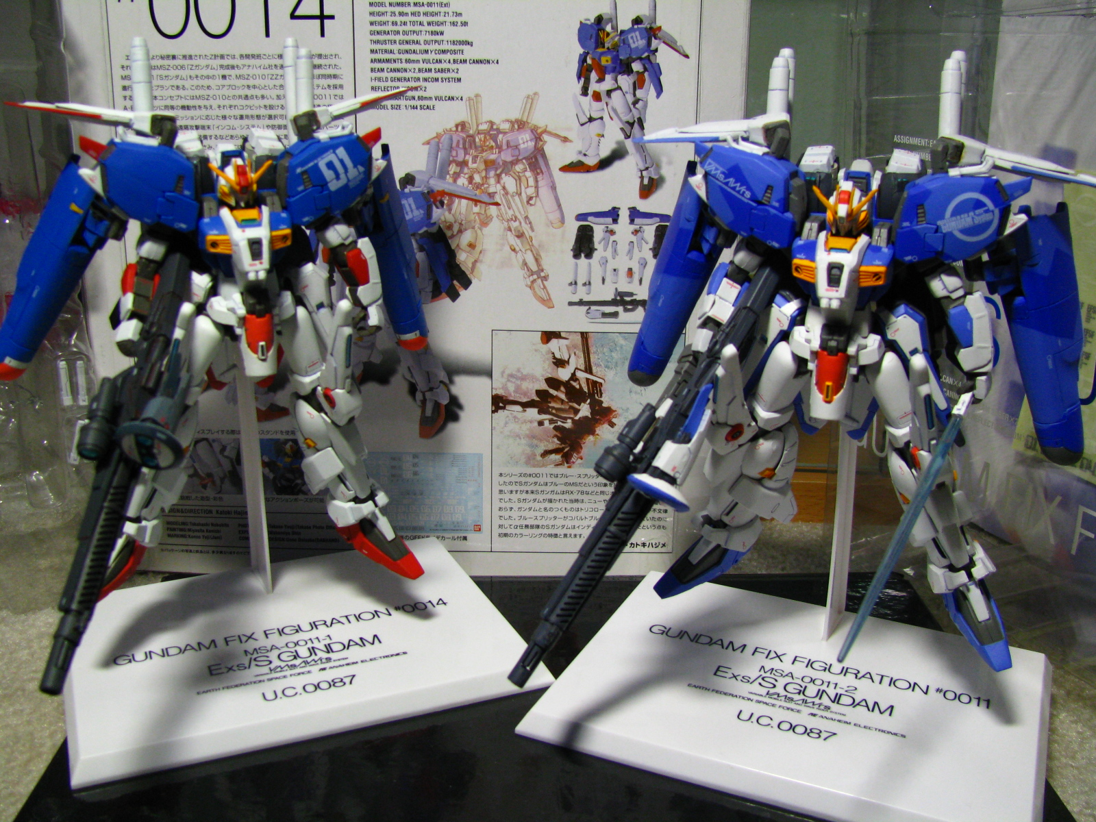 Gff Ex S Gundam Taskforce Alpha ガンプラ命