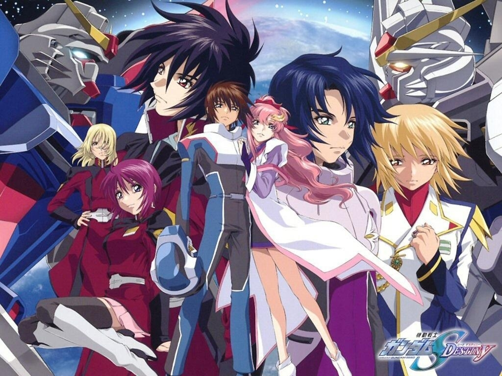 Gundam Seed Wallpapers