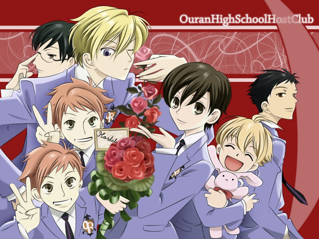 Ouran High School Host Club vostfr
