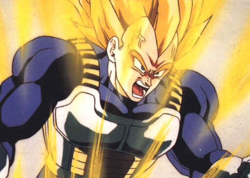 dragon ball z characters vegeta. Dragon Ball Z