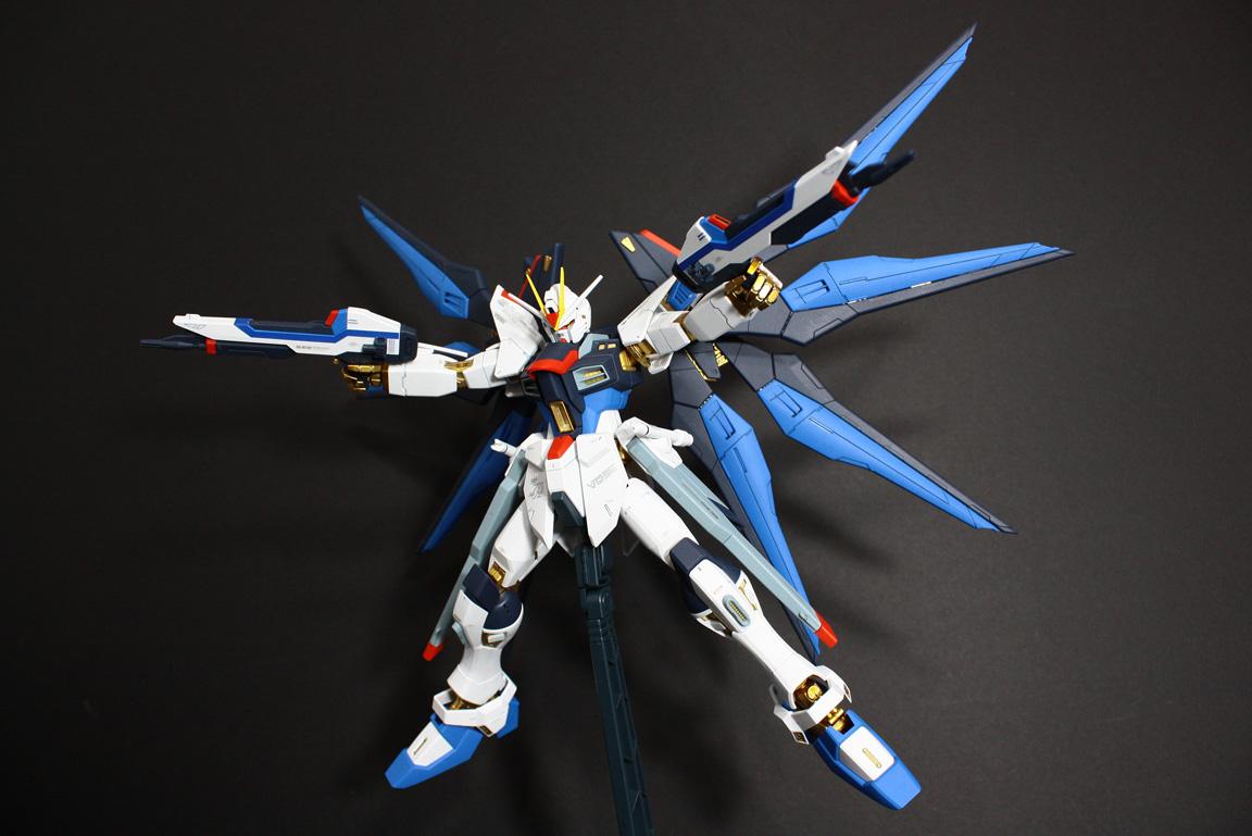 15+ Mg Strike Freedom Gundam Image Download 8
