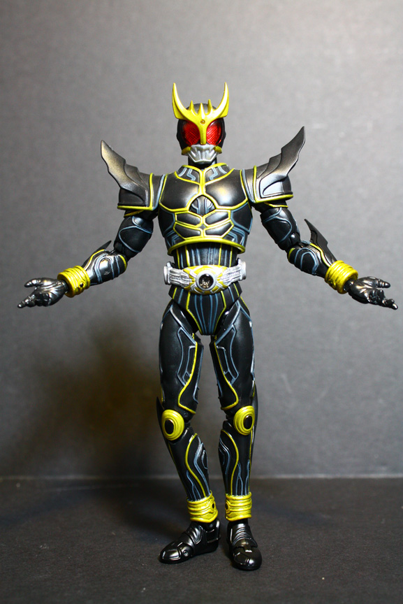 Sh Figuarts Kamen Rider Kuuga Ultimate Form ガンプラ命
