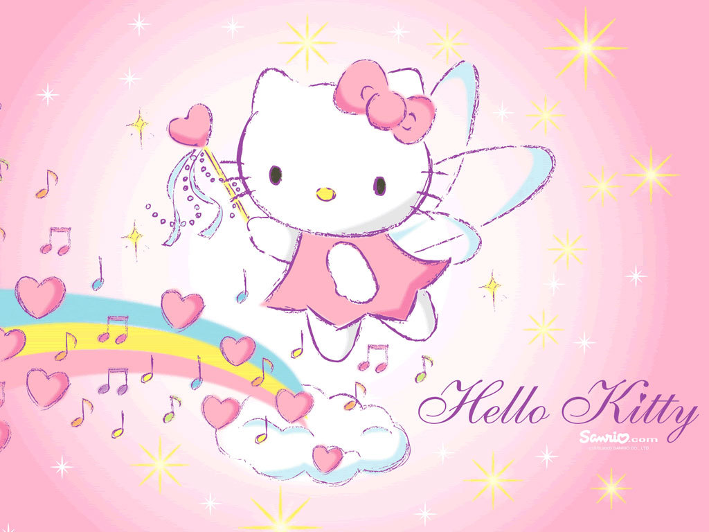Hello Kitty is the epitome of