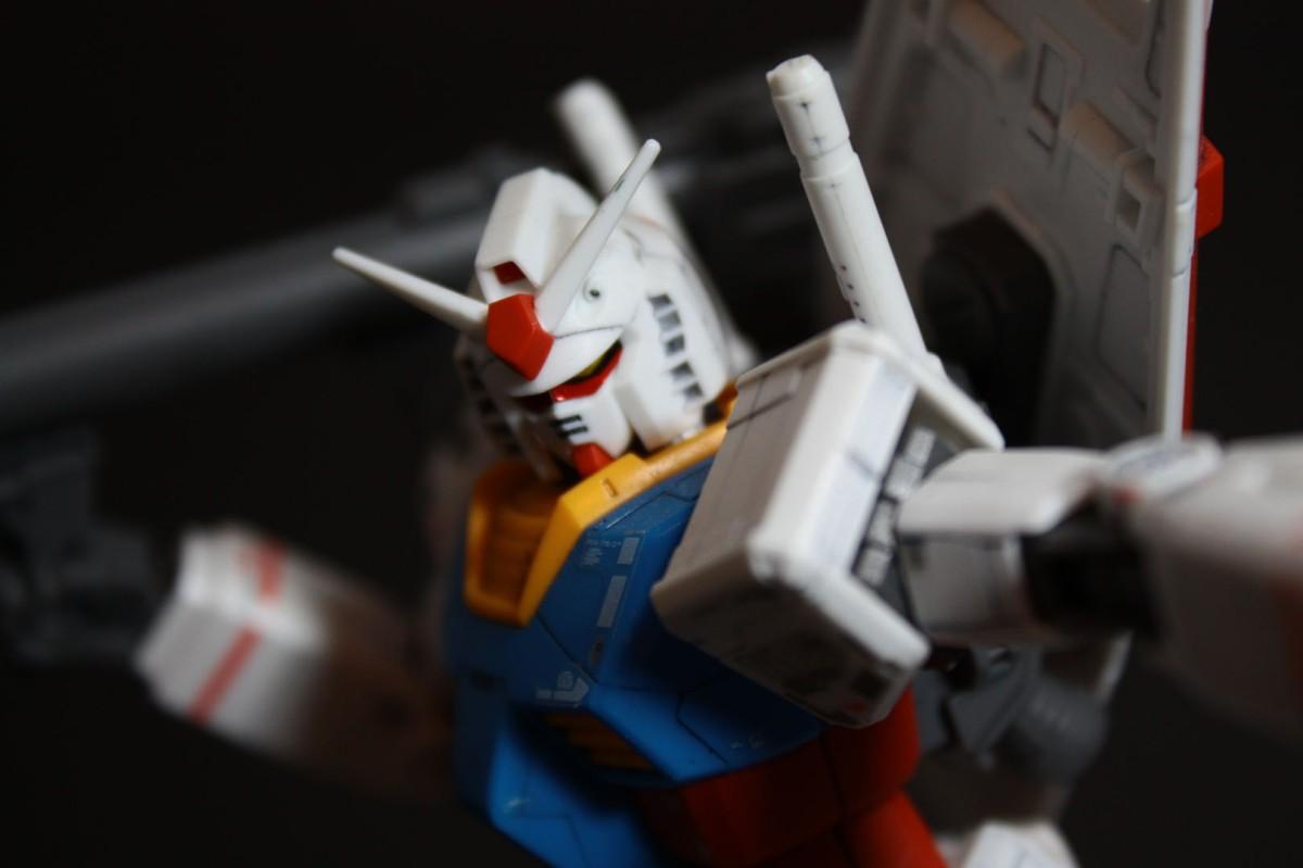 HG 1/144 RX-78-2 Gundam Ver. GFT